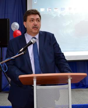 Байкалов Игорь Андреевич, главный врач