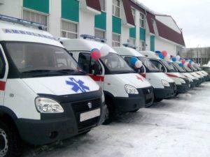 Парк скорой помощи на Камчатки пополнили 15 новых автомобилей